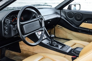 1987 Porsche 928 S4 5-Speed