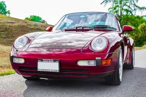 1996 Porsche 993 Carrera Cabriolet