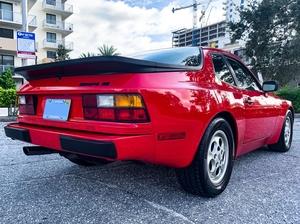 DT: 45K-Mile 1987 Porsche 944 S Coupe