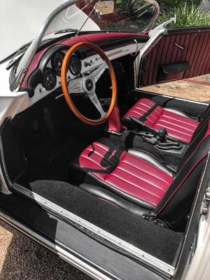 DT: 1958 Porsche 356 Speedster Replica