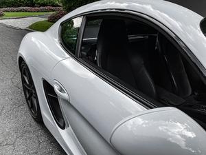 2015 Porsche 981 Cayman GTS 6-Speed
