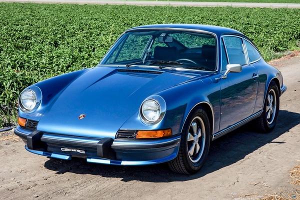 1973 Porsche 911E Coupe Sportomatic