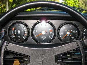 DT: 1973 Porsche 911E Coupe Sportomatic