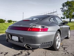 DT: 2003 Porsche 996 Carrera 4S Coupe