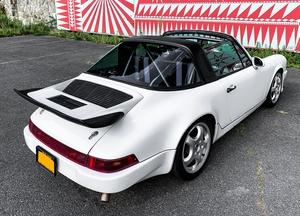 DT: Modified 1978 Porsche 911 SC Targa