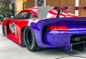 1973 Porsche 993 GT1 Tribute Race Car