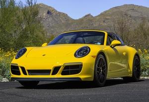 DT: 2019 Porsche 991.2 Targa 4 GTS