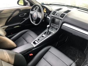 12k Mile 2013 Porsche Boxster S 6-Speed