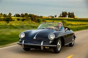 DT: 1962 Porsche 356B 1600S Twin Grille Roadster