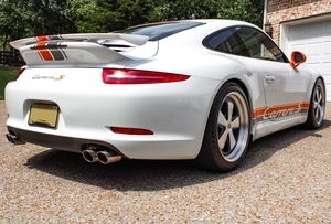 DT: Modified 23K-Mile 2013 Porsche 991 Carrera S Coupe