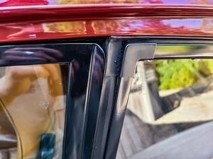 DT: 1978 Porsche 911 Turbo PTS Brocade Red