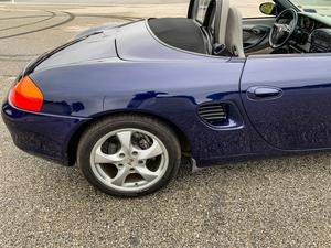 2002 Porsche 986 Boxster 5-Speed