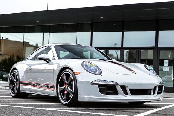 2016 Porsche 991 Carrera GTS Rennsport Reunion Edition