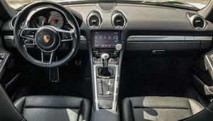 DT: 2018 Porsche 718 Cayman S 6-Speed