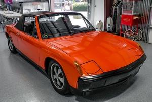 DT: 1970 Porsche 914-6