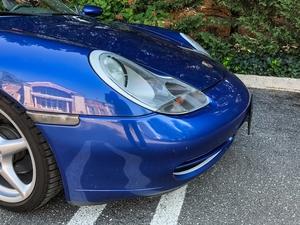 No-Reserve 2000 Porsche 996 Carrera Cabriolet 6-Speed