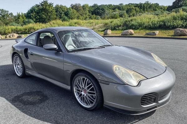 2003 Porsche 996 Turbo X50 6-Speed