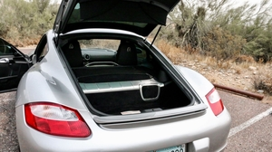 12K-Mile 2006 Porsche 987 Cayman S 6-Speed