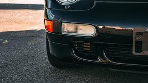 23K-Mile 1997 Porsche 993 Carrera S Coupe 6-Speed
