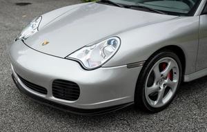 13K-Mile 2003 Porsche 996 Turbo Coupe 6-speed