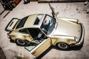 1976 Porsche 911 Turbo Coupe