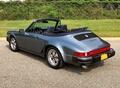 (WITHDRAWN) 1984 Porsche 911 Carrera Cabriolet