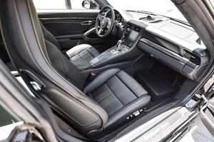 New 29-Mile 2018 Porsche 911 Turbo S Exclusive