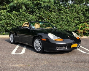 1999 Porsche 986 Boxster 5-Speed