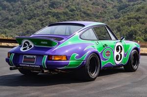 """DT: 1973 Porsche 911 RSR """"Hippie"""" Tribute"""