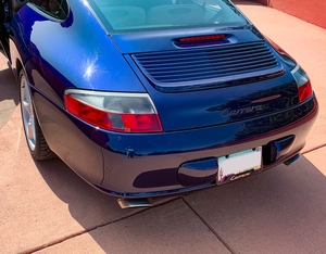 One-Owner 2002 Porsche 996 Carrera Coupe 6-Speed