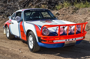 DT: 1979 Porsche 911 SC Custom Safari Build