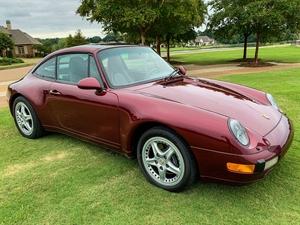 1996 Porsche 993 Targa 6-speed