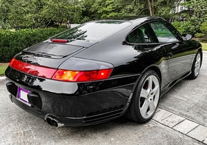 2003 Porsche 996 Carrera 4S Coupe 6-Speed