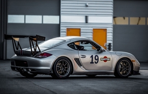 2009 Porsche 987 Cayman S Race Car