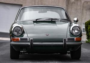 DT: 1968 Porsche 912 Soft Window Targa
