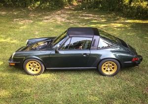 DT: 1982 Porsche 911 SC Targa