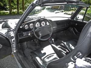 1995 Porsche 993 Carrera Cabriolet 6-Speed