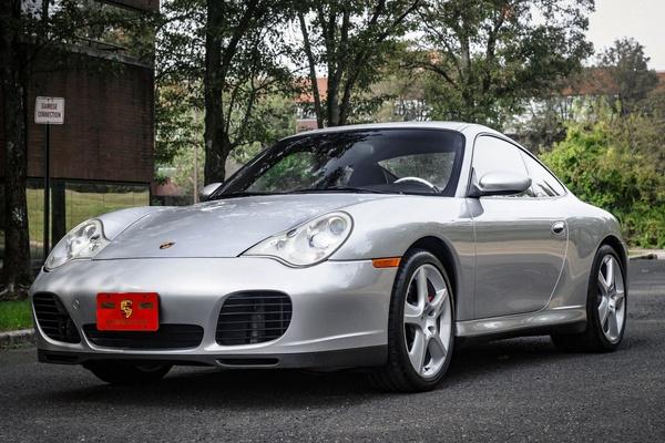 2003 Porsche 996 Carrera 4S Coupe 6-Speed (WITHDRAWN)