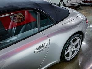 DT: 2006 Porsche 997 Carrera Cabriolet 6-speed