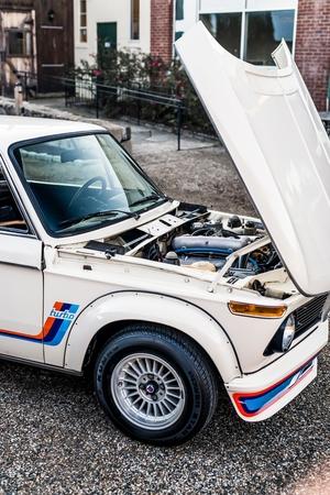 1974 BMW 2002 Turbo