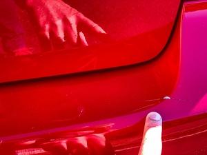 2004 Volkswagen Golf R32 Tornado Red
