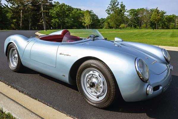 1955 Beck Porsche 550 Spyder Replica