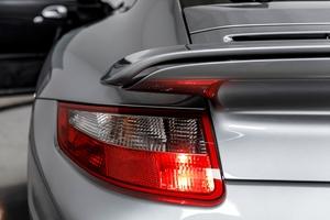 2008 Porsche 997 Turbo Coupe 6-speed