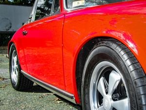 DT: 1973 Porsche 911E Targa