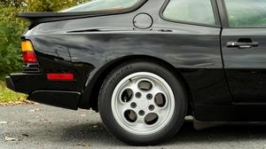 36K-Mile 1987 Porsche 944 Turbo 5-Speed