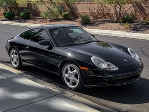1999 Porsche 996 Carrera 4 6-Speed