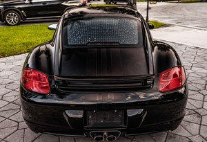 2008 Porsche Cayman S Design Edition 1