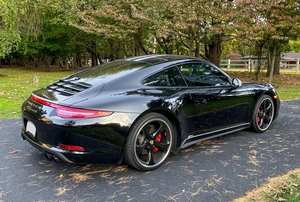 2013 Porsche 991 Carrera 4S Coupe