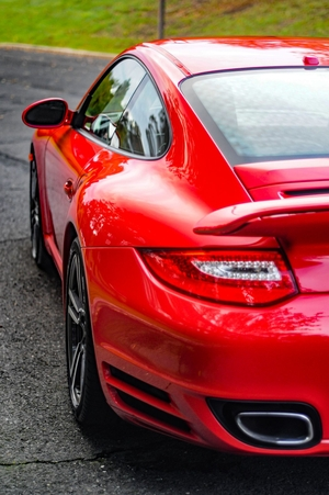 One-Owner 2012 Porsche 997.2 Turbo 6-Speed