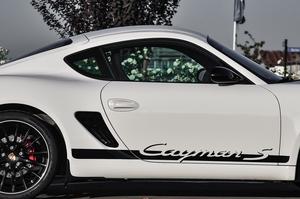 14k-Mile 2008 Porsche 987 Cayman S Sport Edition 6-Speed
